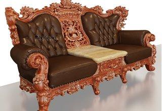 Ghế sofa đôi GSF1901