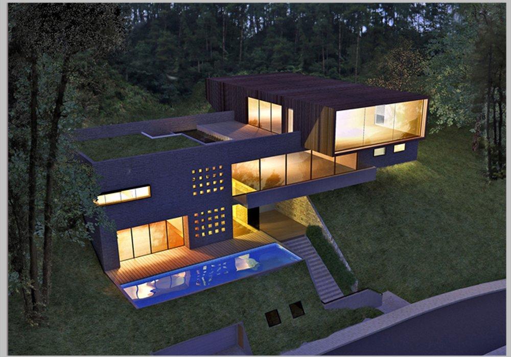 Mẫu dự án nhà ở 101