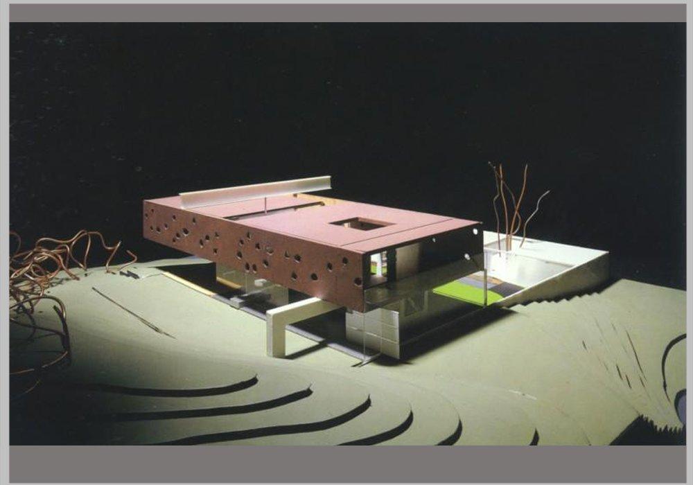 Mẫu dự án nhà ở 105