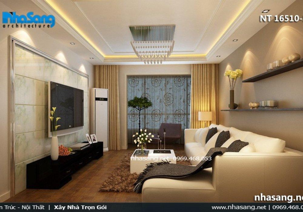 6 Mẫu phòng khách đơn giản mà đẹp NT16510