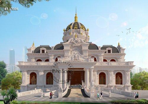 Biệt thự cổ - Tất cả các mẫu - Kiến trúc Nhà Sang