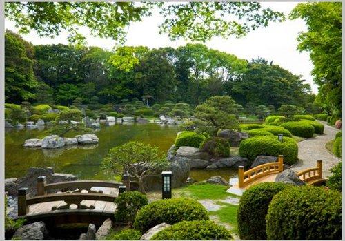 Sân vườn biệt thự đẹp SVBT 101