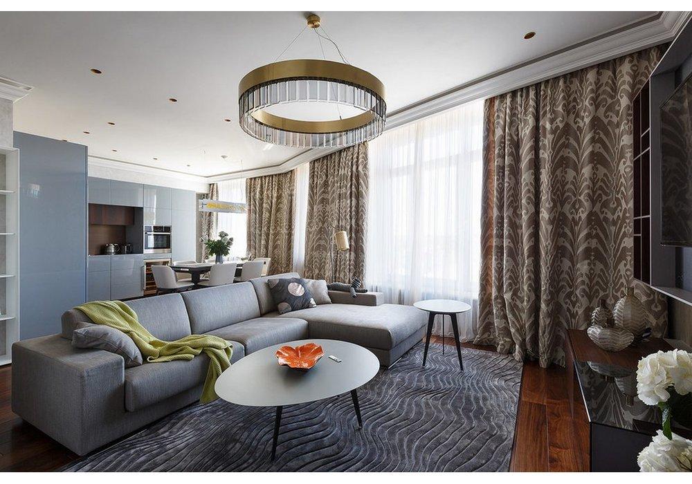 Thiết kế nội thất căn hộ đẹp ở Gia Lâm