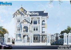 Xem 45 mẫu nhà biệt thự đẹp kiểu pháp 2-3-4 tầng | Bộ sưu tập 1500 nhà kiểu Pháp