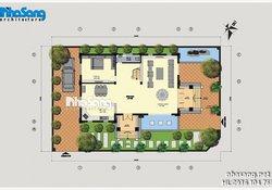 Biệt thự Pháp 3 tầng 2 mặt tiền BT15179