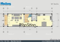 Biệt thự phố 6 tầng mặt tiền 4.7m BT16054