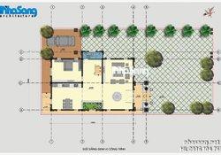 Biệt thự đẹp 3 tầng phong cách Pháp BT14190