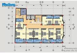 Thiết kế khách sạn ấn tượng hút khách BT16032