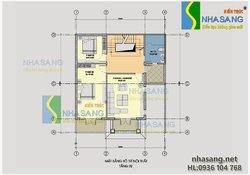 Mẫu biệt thự tân cổ điển 3 tầng đẹp BT14082 - Thiết kế biệt thự 2 tầng