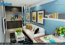 Những mẫu phòng khách đẹp cho nhà nhỏ NT16512