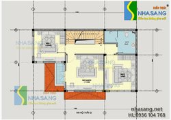 Mẫu thiết kế nhà biệt thự 3 tầng 12m x 7.2m   Xem ngay 10 mẫu nhà biệt thự mặt tiền 12m