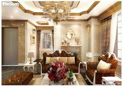 Mẫu thiết kế nhà Biệt thự kiểu Pháp đẹp 5 tầng 10m x 18,5m BT14133