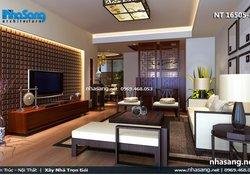 Nội thất nhà ống phòng khách - 10 mẫu nội thất hiện đại cho nhà ống