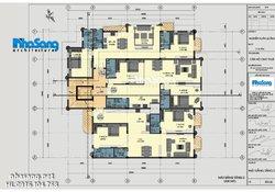 Thiết kế Căn hộ cho người nước ngoài thuê BT14169