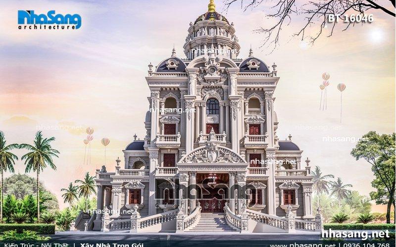 Đại gia Sài Gòn mạnh tay xây dựng siêu lâu đài đồ sộ bậc nhất Quận 2