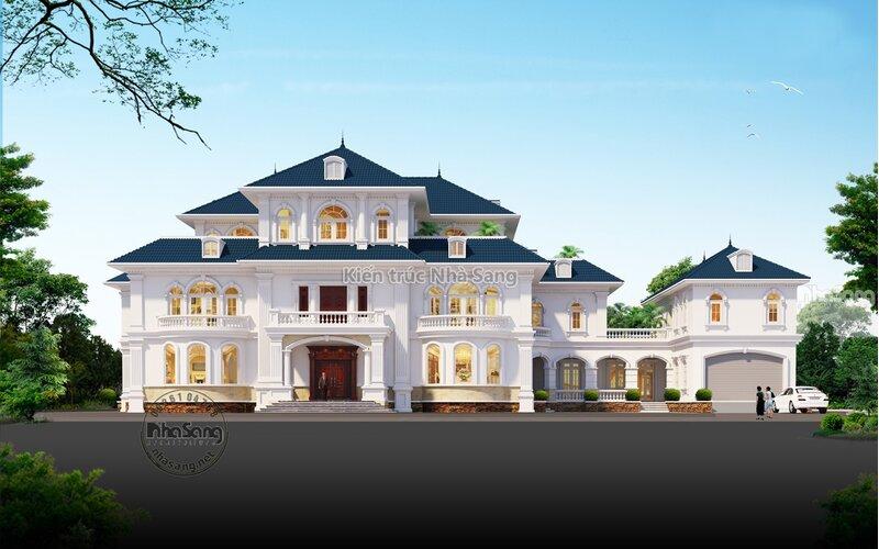 Siêu dinh thự 1800m2 tại Vĩnh Long BT2026