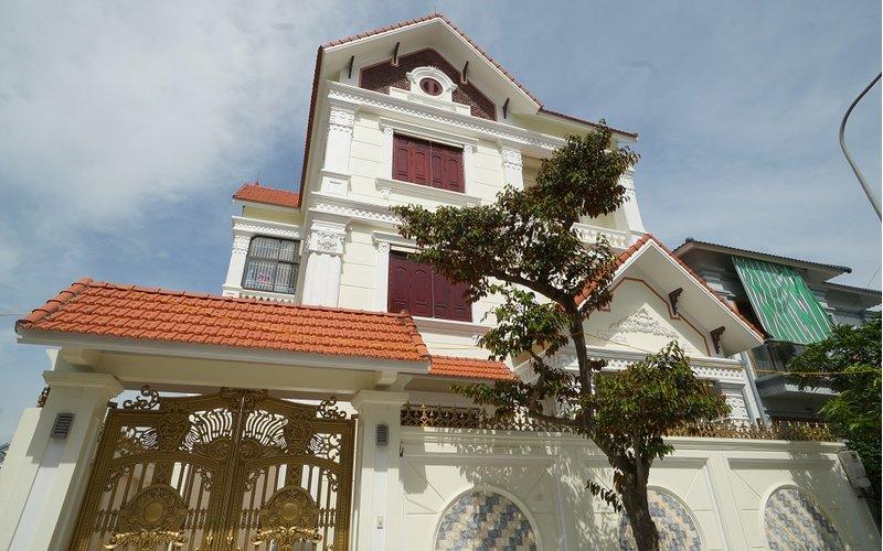 Căn biệt thự to và đẹp nhất Khu Đô Thị Phía Tây Thanh Bình - Thành phố Hải Dương BT17293