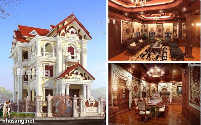 Trường Hương Villa tại công trường thi công nội thất BT14180