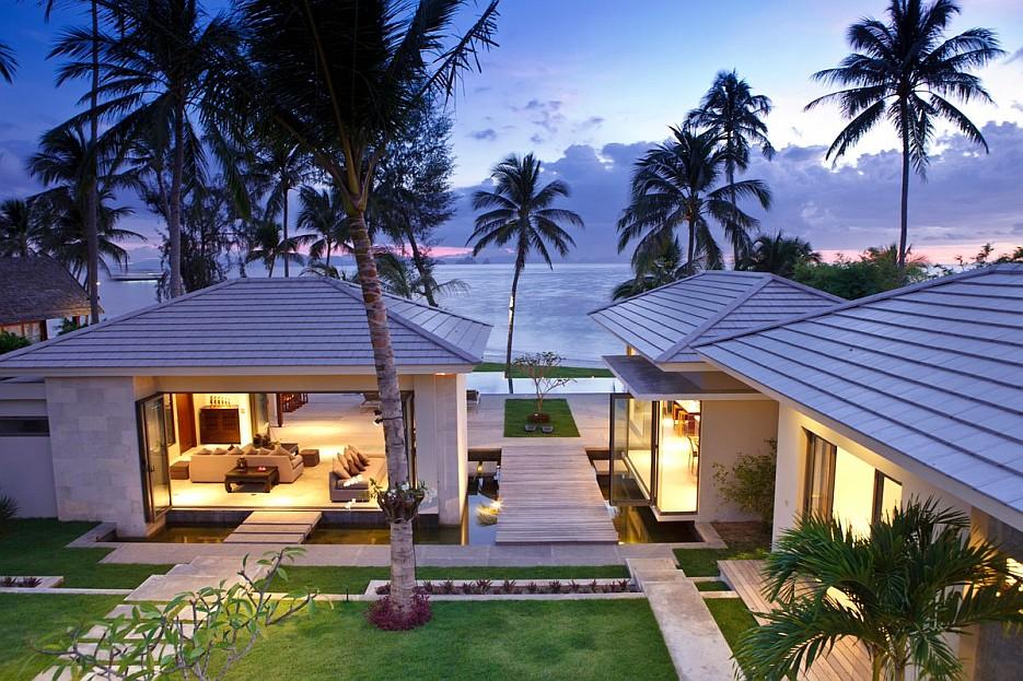 mẫu thiết kế nhà biệt thự nghỉ dưỡng đẹp