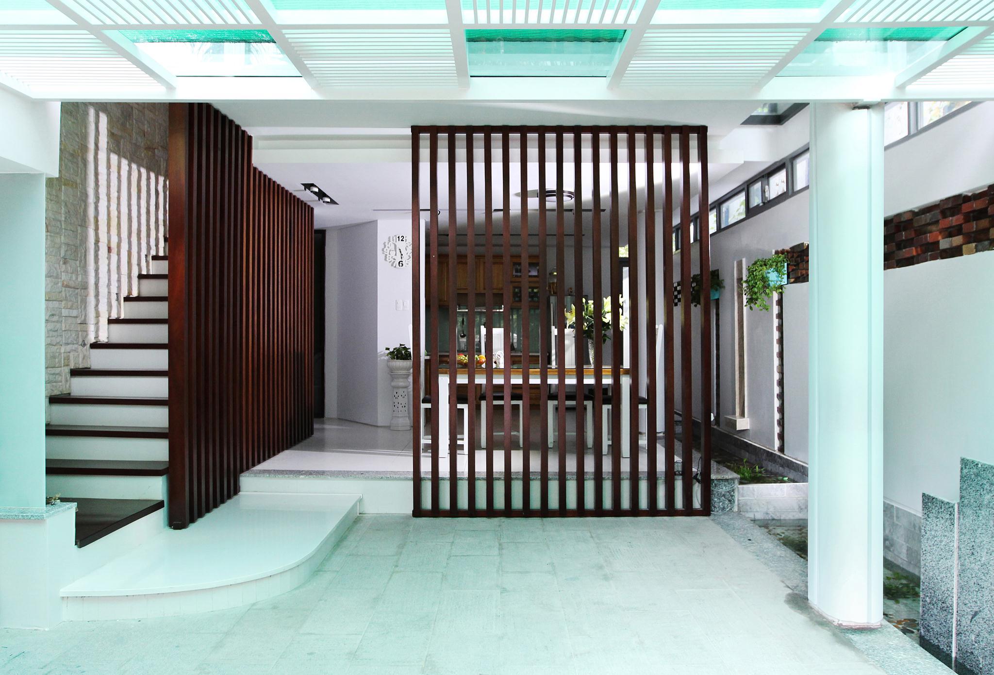 mẫu thiết kế nhà biệt thự phố 3 tầng đẹp