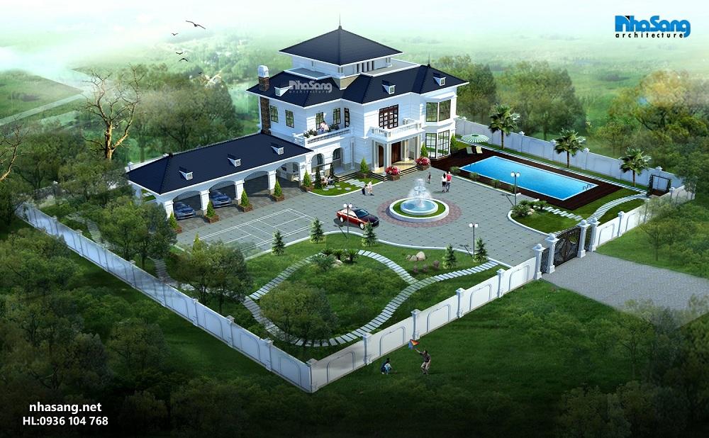 3 Dinh thự Nam Định