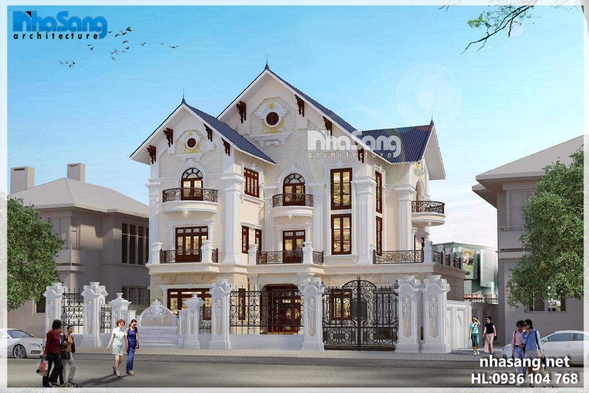 Dinh thự 650m2 Lạng Sơn