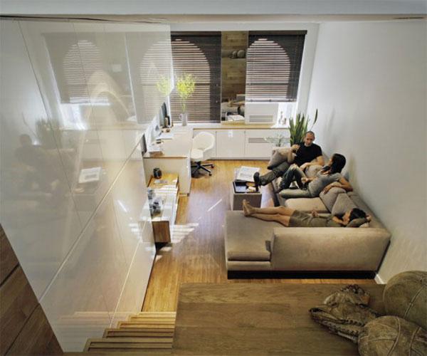 mẫu nhà biệt thự 2 tầng