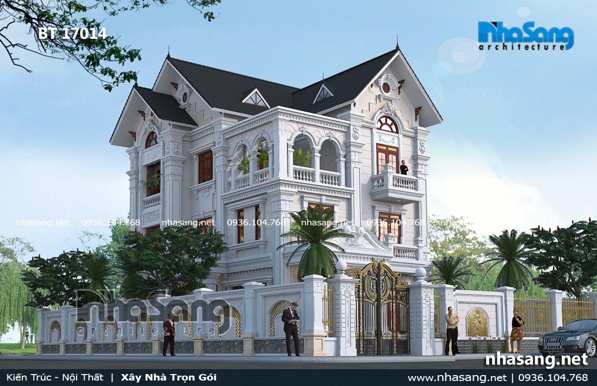 8 Dinh thự Phú Thọ