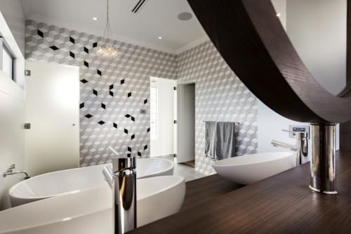 mẫu thiết kế nhà biệt thự 2 tầng