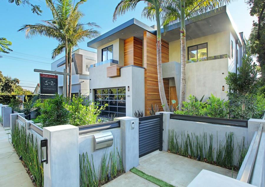 mẫu thiết kế nhà vườn 1 tầng cực đẹp