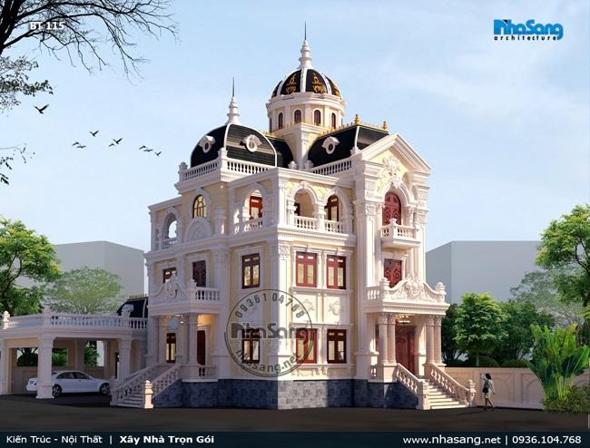 Lâu đài Pháp