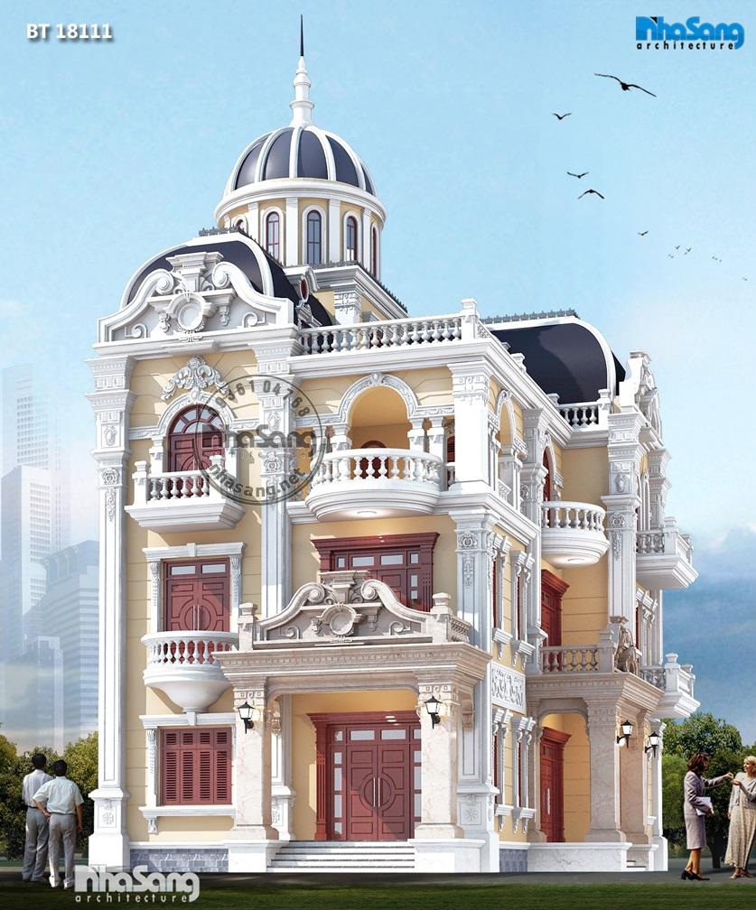 Kiến trúc lâu đài