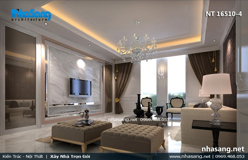 mẫu phòng khách đơn giản đẹp