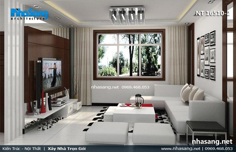 phòng khách đơn giản đẹp