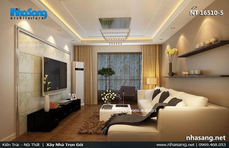 Trang trí phòng khách đơn giản mà đẹp