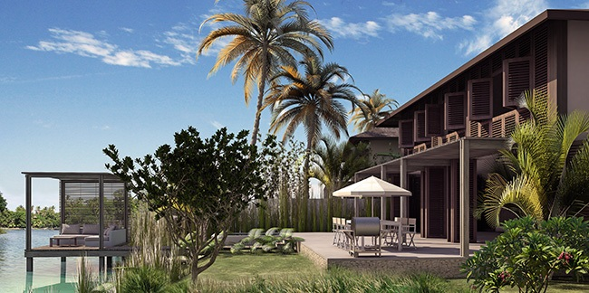 mẫu thiết kế nhà biệt thự vườn đẹp